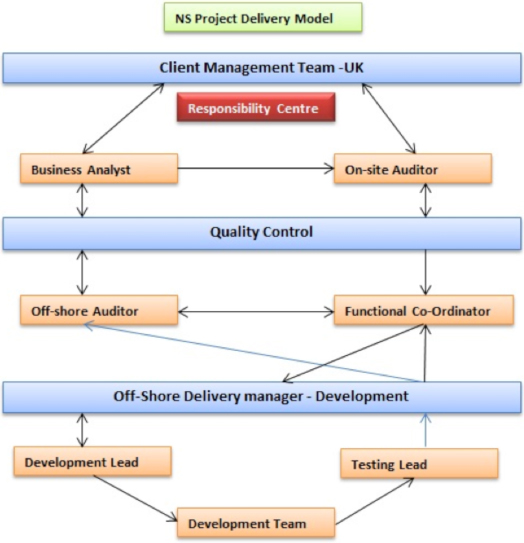 NS Project Delivery Model